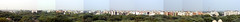 View from the hill (abrinsky) Tags: india stitch newdelhi viewfromthehill gardenoffivesenses ndday05