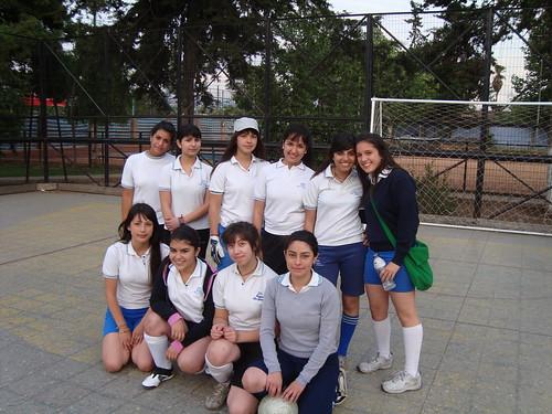 """Baby Fútbol Femenino """"Por la no violencia"""""""