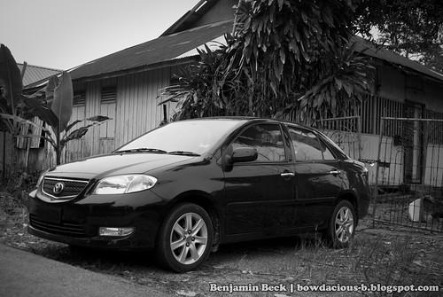 Abandon House @ Kampung Chokoh