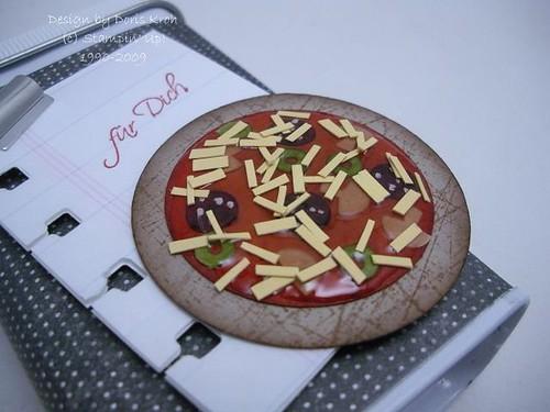 Geldgeschenk Pizza Frohe Weihnachten In Europa