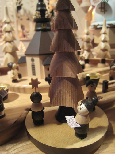 Zürich HB Christmas Market 2009