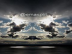 #103#/09 (emasplit) Tags: sky clouds experiments photoarts emasplit theunforgettablepictures explore2009