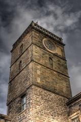Burgh Halls (Cthonus) Tags: geotagged townhouse clocktower townhall hdr linlithgow pregame lothian westlothian tonemapped twitter efs1855mmf3556is burghhalls pregamewinner