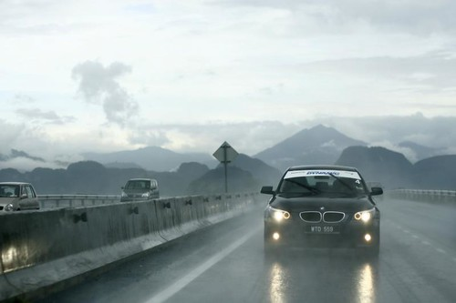 BMW Eco Drive Convoy