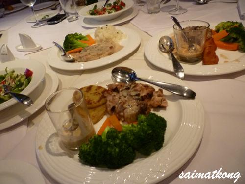 Food @ Dubrovnik Restaurant, Solaris Mont Kiara