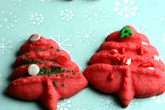 12 days of cookies: jello spritz cookies