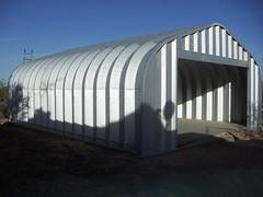 SteelMaster Prefabricated Steel Garage