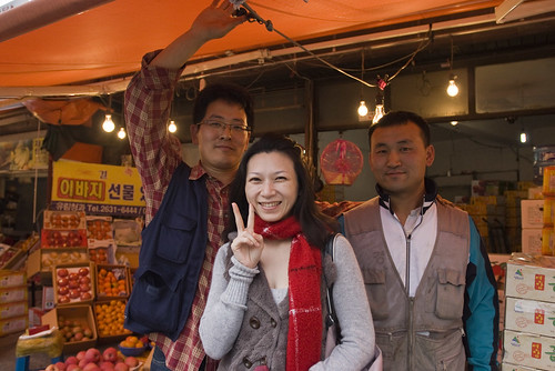 買水果 韓國之旅
