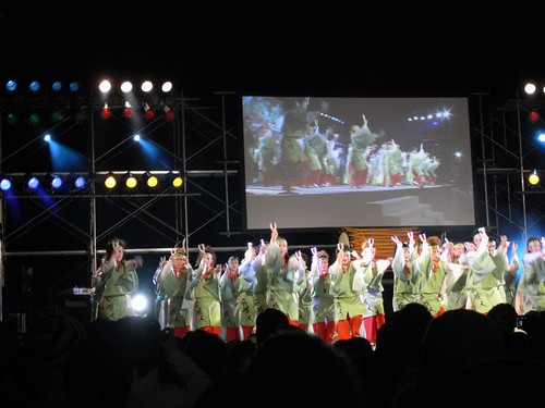 平城遷都1300年祭オープニングイベントin玄武【奈良公園】-11