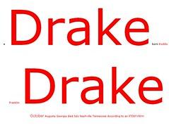 "PETE DRAKE ""PETE DRAKE FOREVER"" TALK..."