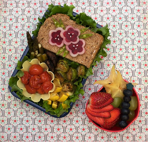 """""""fit for life"""" bento"""