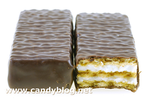 Q.Bel Mint Dark Chocolate Wafer Bars