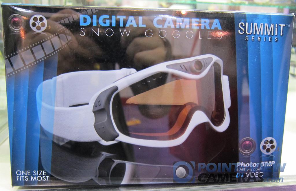 Liquid Image Summit Series D1 Snow Goggle Camera