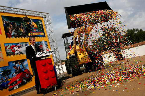 Legoland Florida press conference