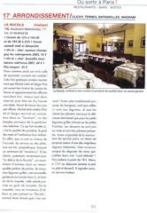 Restaurant La Rucola Paris 17