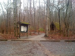 Keown Falls Trailhead