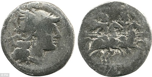 Oldest Roman Coin Found in UK2