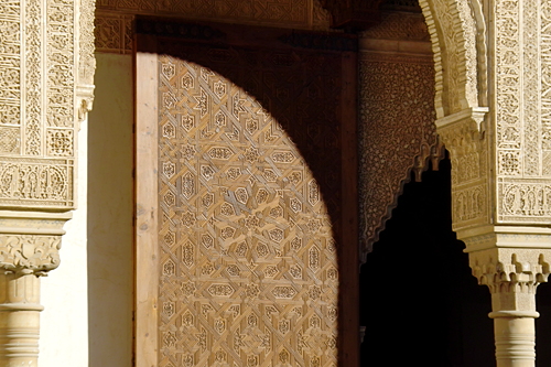 moorish-door