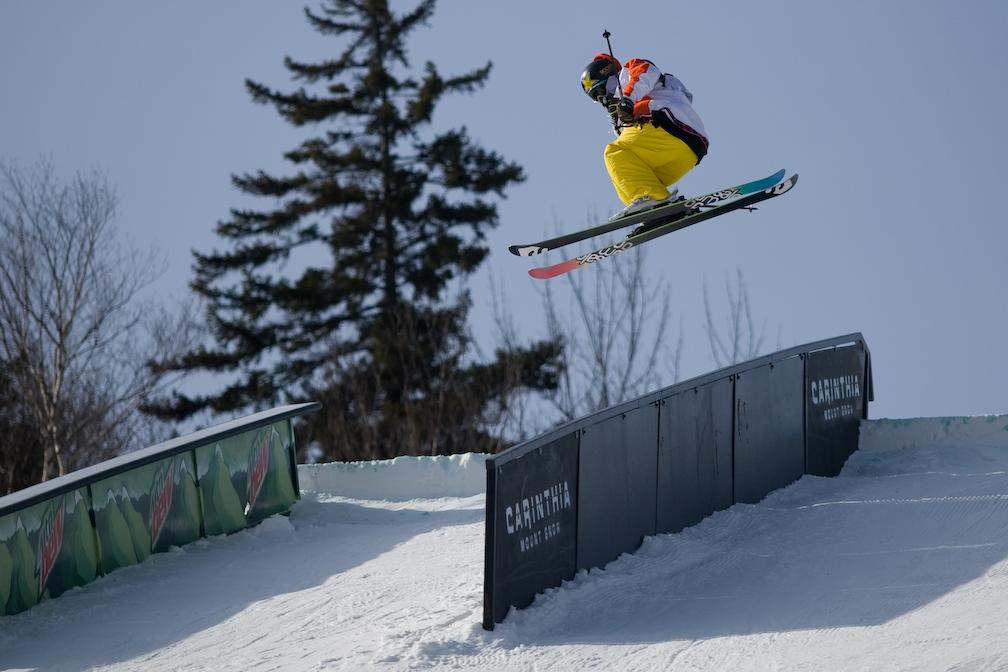Sammy Carlson 2 - 3rd Place