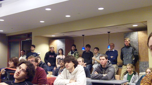 RPI Center for  Open Source talk
