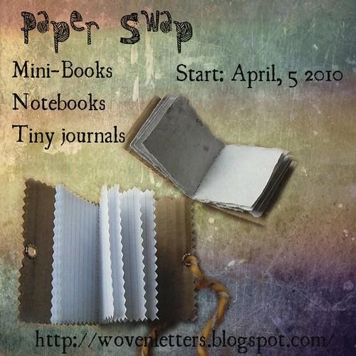 Paper Swap April