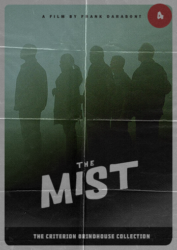 Criterion Grindhouse #4: The Mist