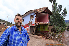 Cusco Floods: Return to devastated Lucre