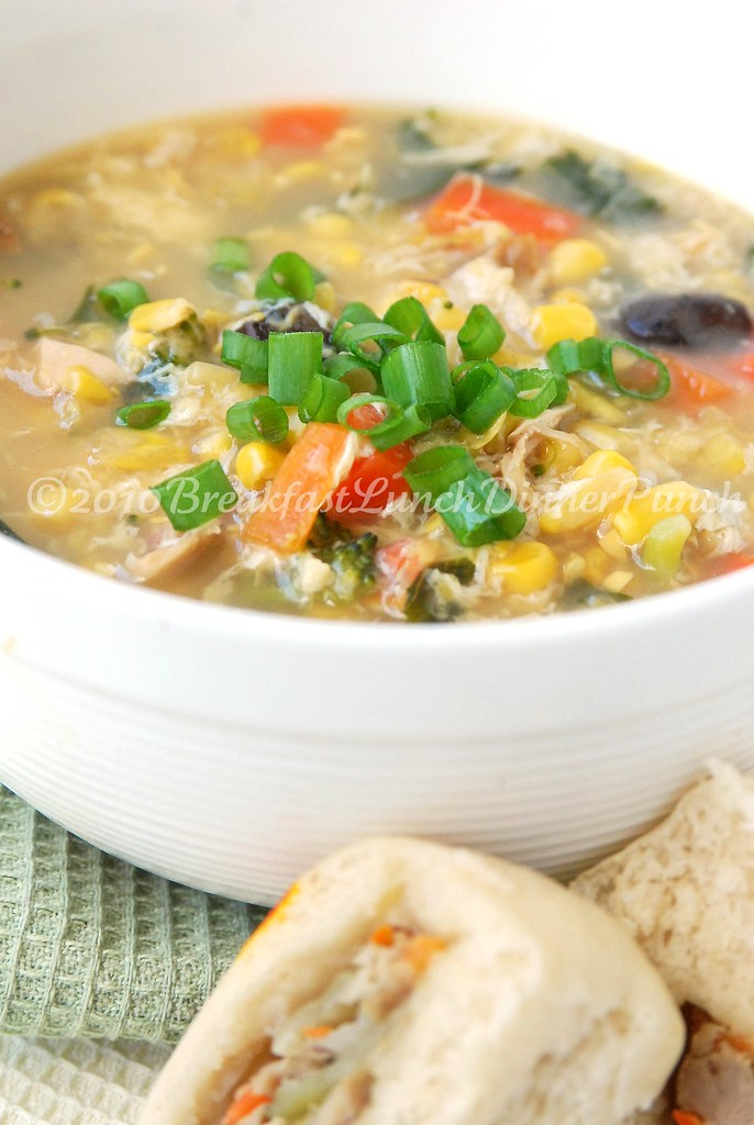 chinese corn soup