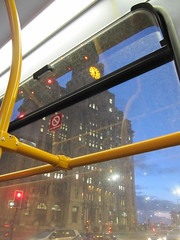The Commute (Radarsmum67) Tags: pictures bus liverpool journey rushhour mylife stagecoach liverbuilding fromabus buspictures