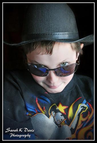 The rockin' cowboy