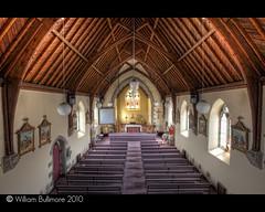 All Saint's Church (WilliamBullimore) Tags: windows church saint