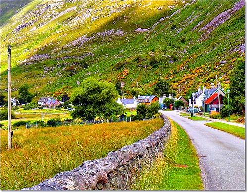 красота Шотландии