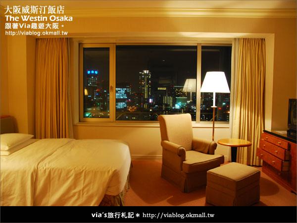 【via關西冬遊記】大阪住宿推薦~The Westin Osake大阪威斯汀飯店33