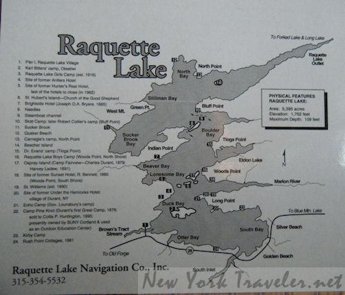 RaquetteLakemap