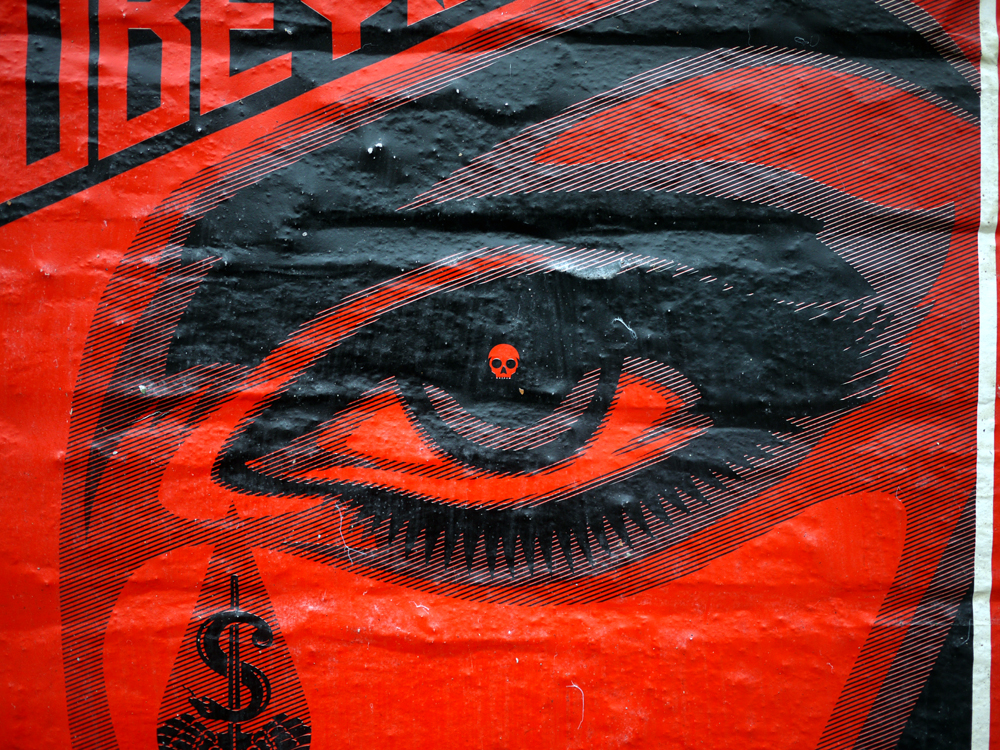 Shepard Fairey Supply Demand OTR
