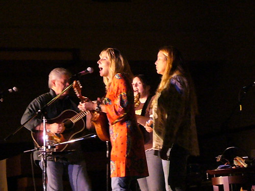 Looyd, Terri, Jana, Susan