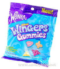 Wonka Whipped Wingers Gummies