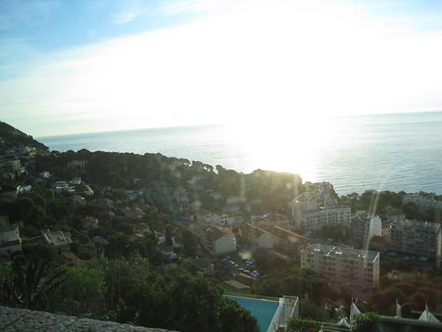 Nice尼斯->Monaco摩納哥