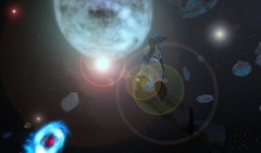 Into the Void (Beca Staheli) Tags: mass effect asari bioware