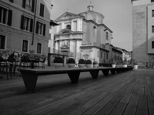 Brescia - Via Moretto