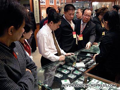 Buying jade