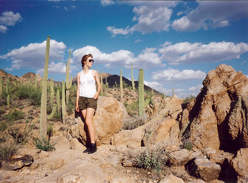 1988 Saguaro Natl Monument Tuscon Arizona