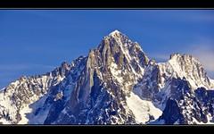 Aiguille Verte > Mont-Blanc > French Alps (Aman Iman ॐ) Tags: mountain snow france alps montagne alpes landscape pics altitude neige peaks paysage chamonix montblanc massif hautesavoie aiguille aiguilleverte drus cimes droites