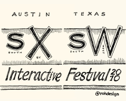 SXSW Interactive 2010: Title Page
