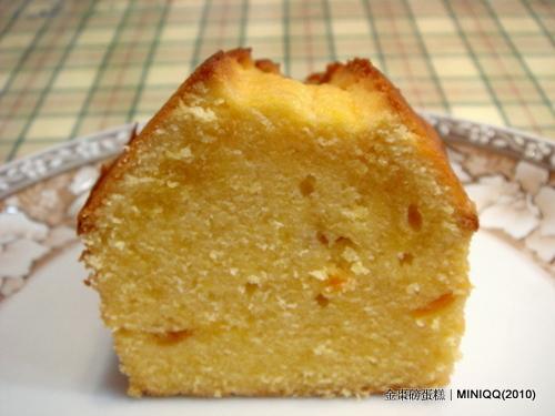 金棗磅蛋糕 20100320-03