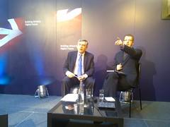 Prime Minister at Digital Britain event