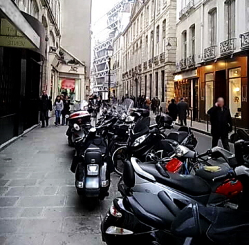 Flavien motos paris