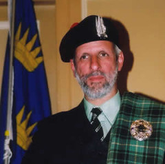 John Alexander MacArthur of that Ilk, FSA Scot, Chief of Clan Arthur