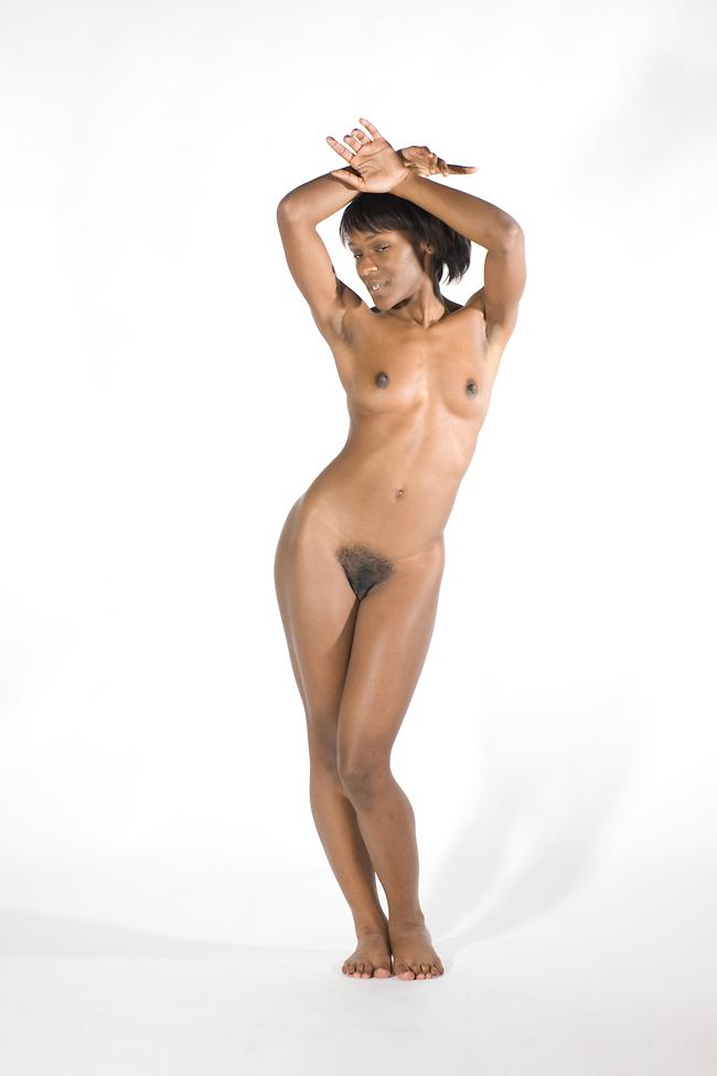 Nude shoots mayhem model