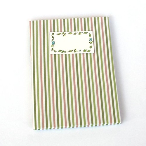 spring stripes hardcover pamphlet